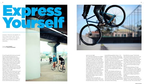 Treadlie - Bike Magazine