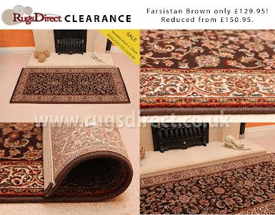 Farsistan Brown > 5604-702 (65cm x 135cm)