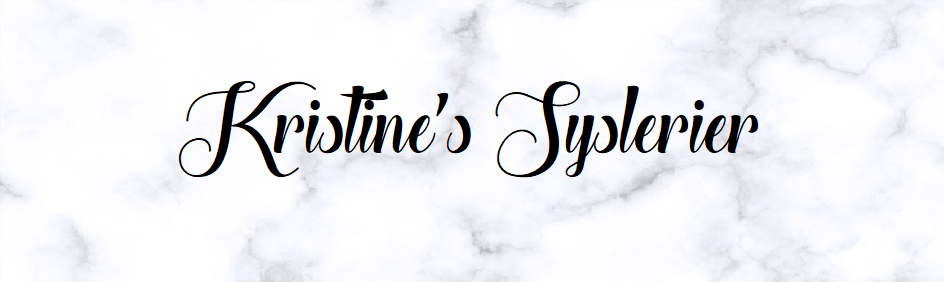 Kristine's syslerier