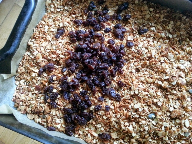 My New Roots Simple Gourmet Granola