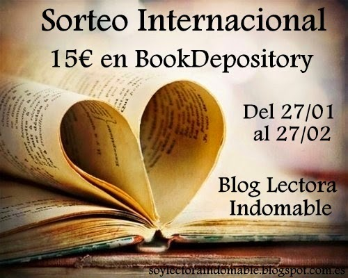 Sorteo lectora indomable