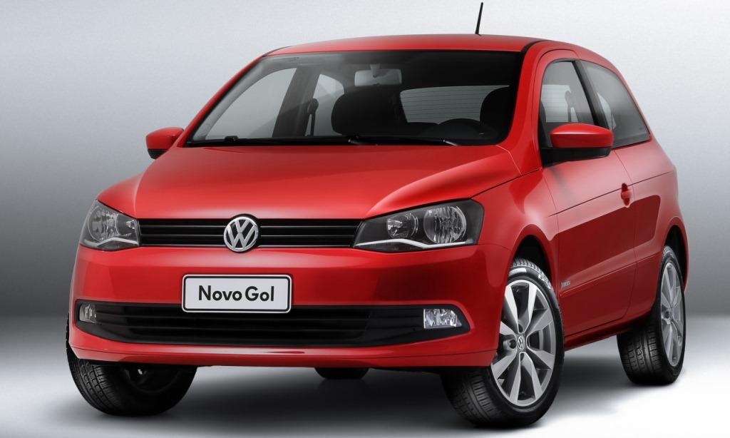Volviendo a las raíces: Volkswagen presentó en San Pablo al Gol ...