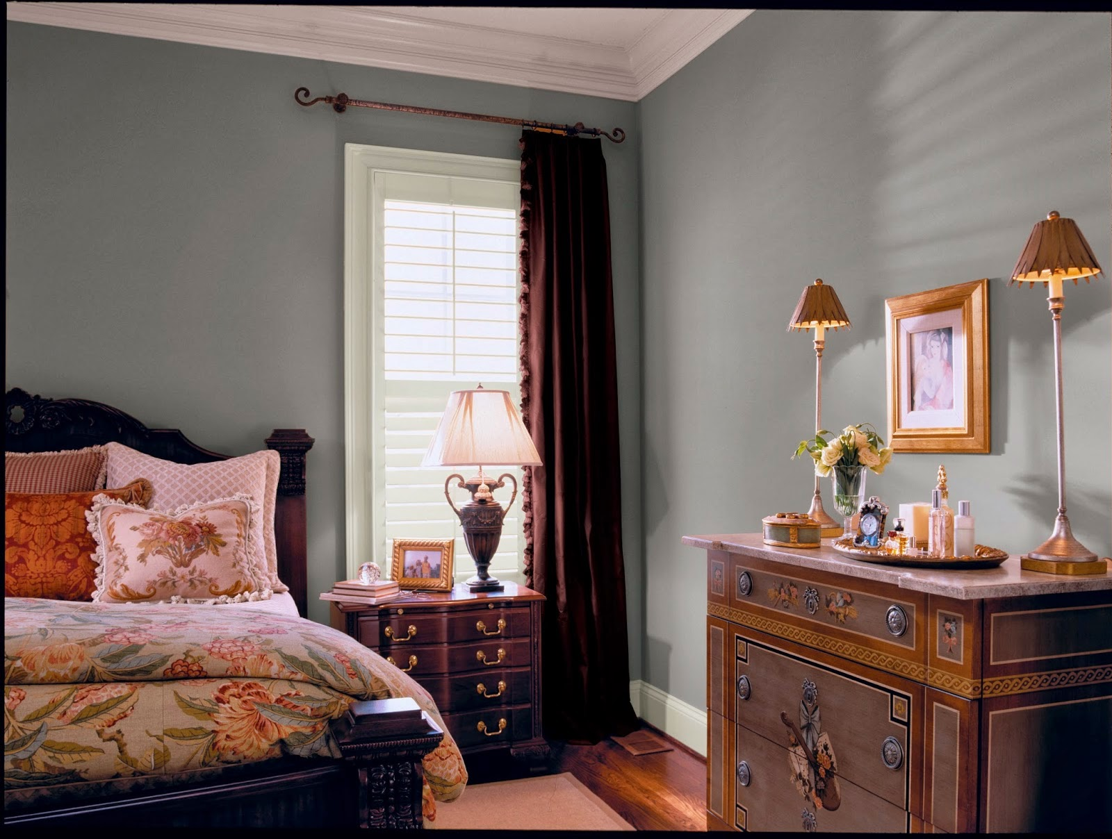Brown curtains in bedroom - Brown Curtains Ideas Brown Is The Best Choice For Bedroom