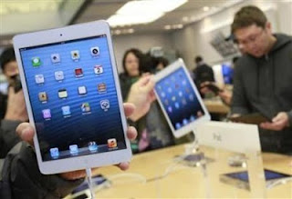 Russian Patent Office Refuses iPad Patent