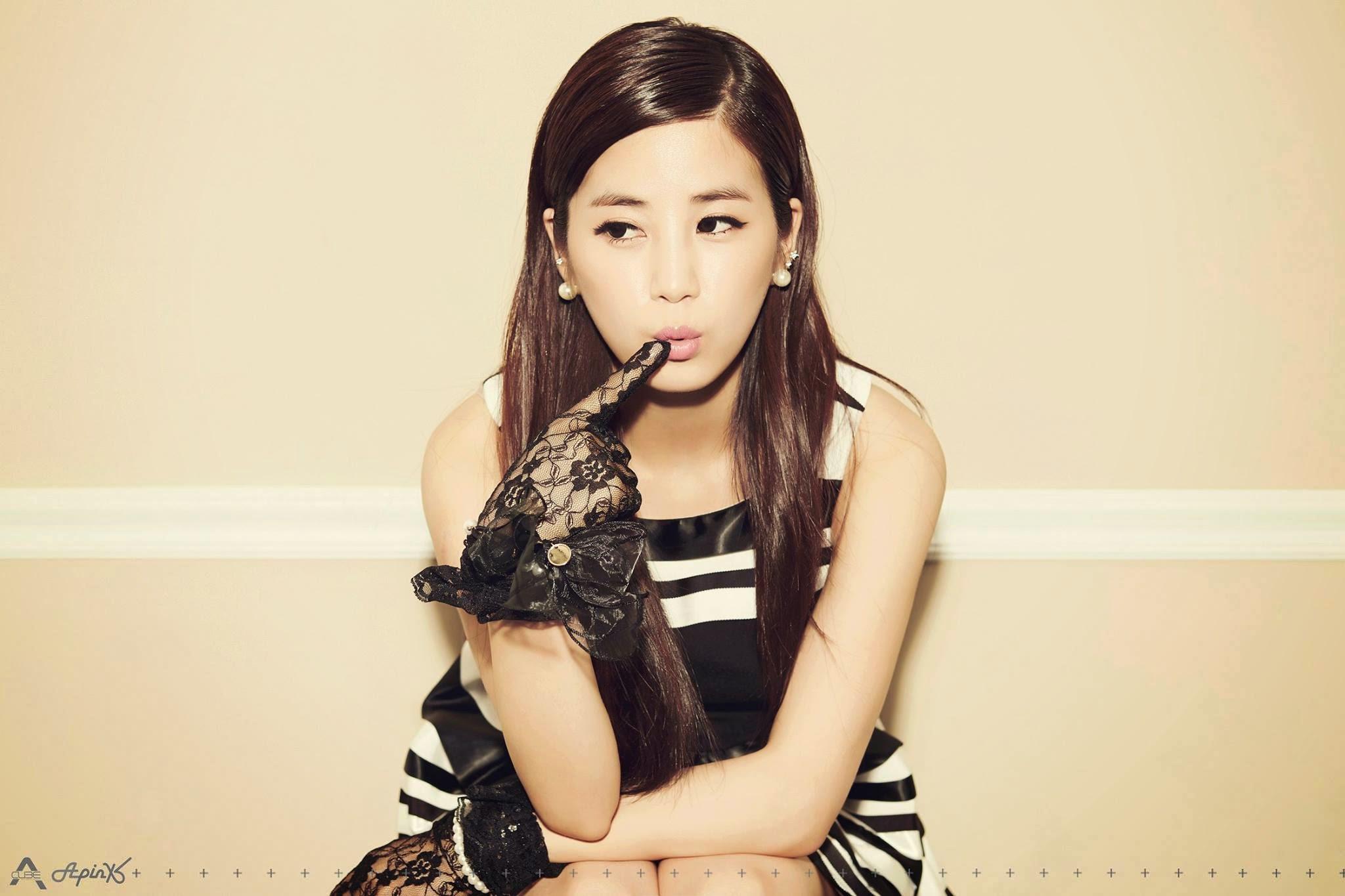 Apink Chorong 5th album