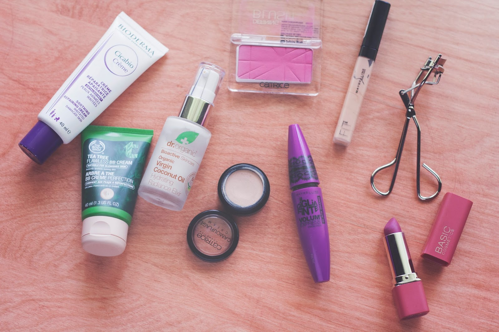 The makeup I use | Bohemian Escape blog