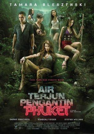 Film Air Terjun Pengantin Phucket 2013