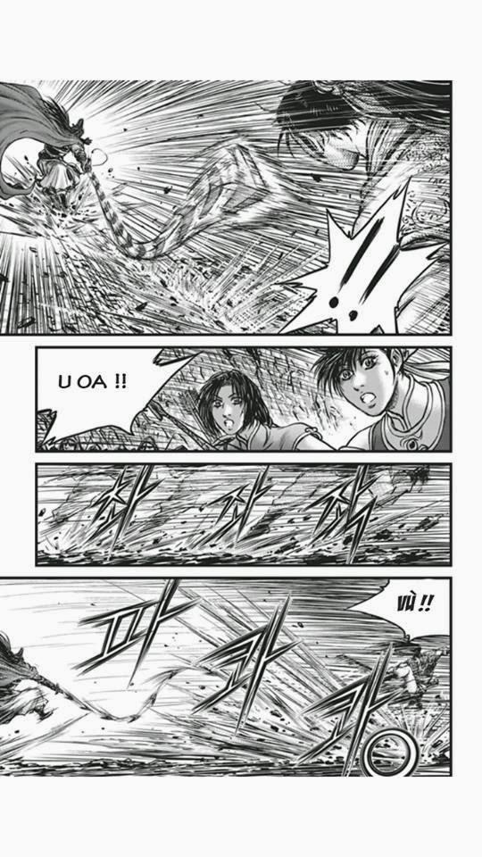 Hiệp Khách Giang Hồ chap 451 Trang 12