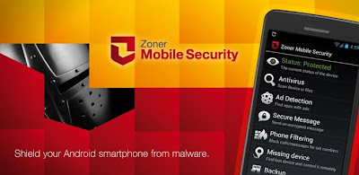 Zoner Mobile Security v1.0.0 APK