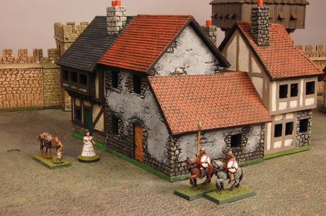 Miniature Building Authority Sale