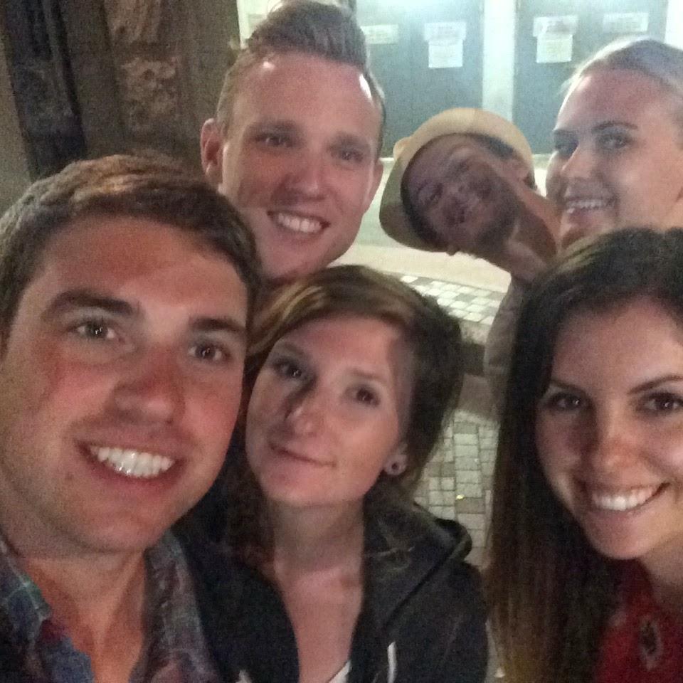 sydney friends