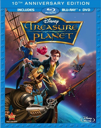 Treasure Planet 2002 Dual Audio Hindi Bluray Download