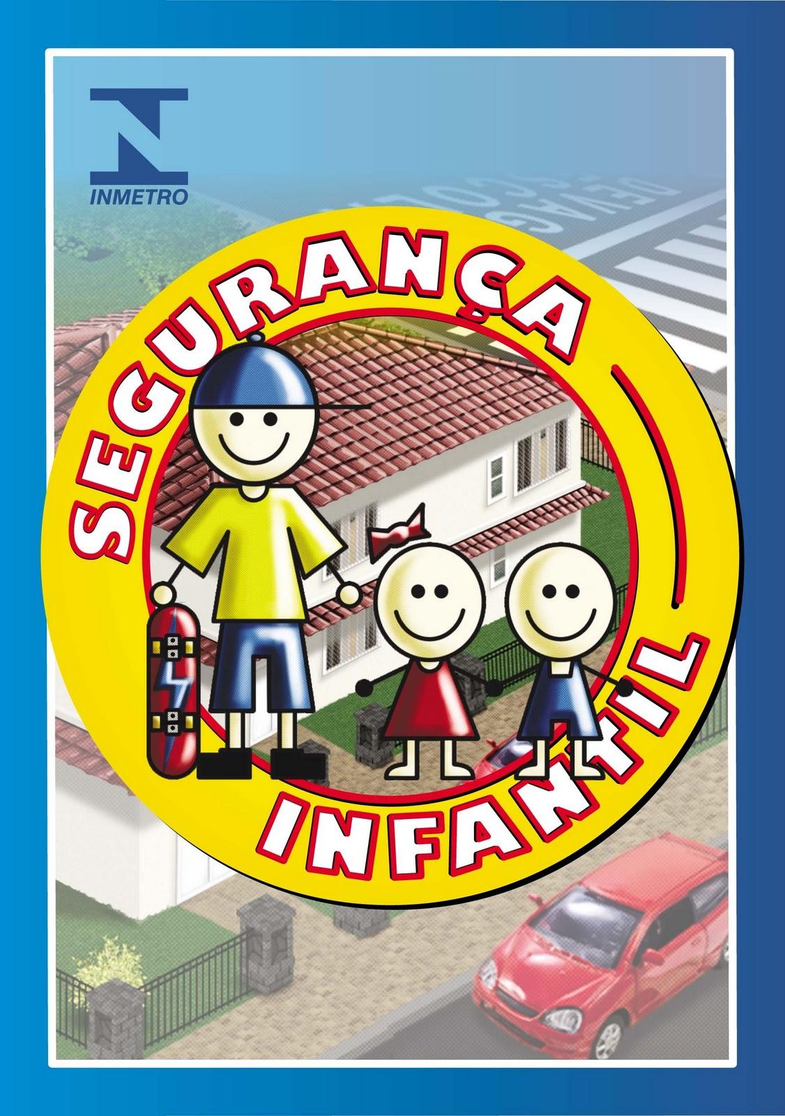 Conversinha de Mãe: Inmetro lança Cartilha Segurança Infantil #0285C7 1126x1600 Balança De Banheiro Com Selo Do Inmetro