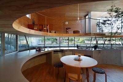 Rumah Gaya Jepang Yang Atraktif 4