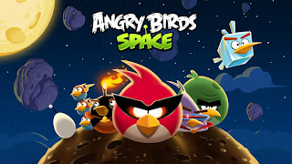 Angry Birds Space theme for Windows Free Download