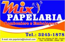 Mix Papelaria