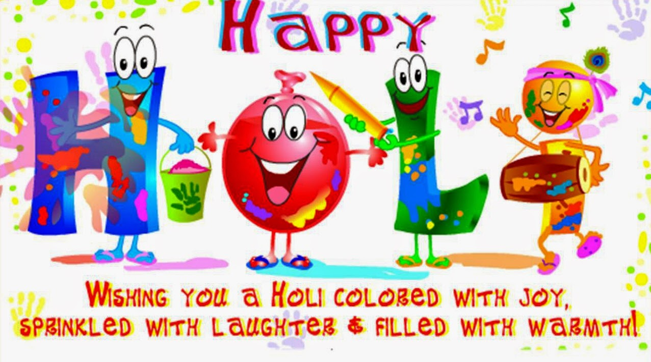 Best Holi Quotes Wallpaper