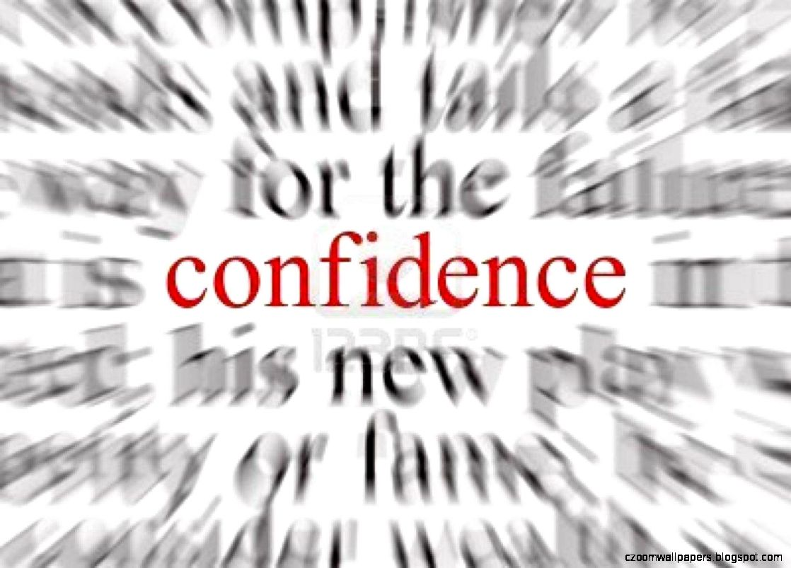 CONFIDENCE WALLPAPER   65468   HD Wallpapers