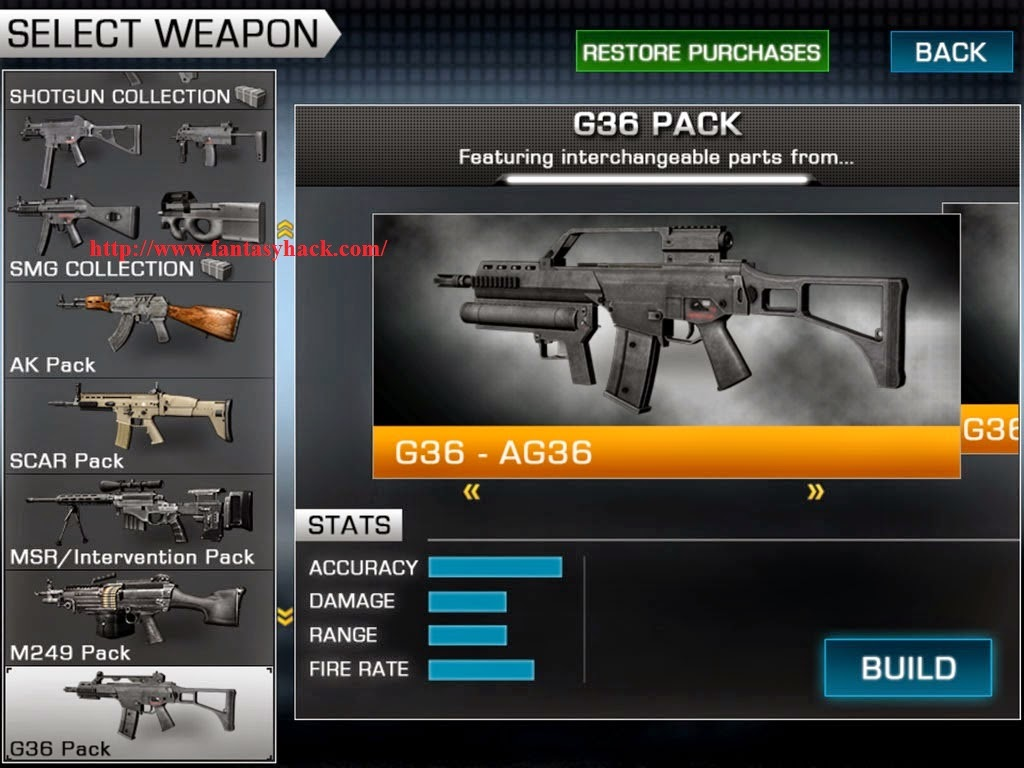 Gun Builder Elite HD Game Hack (All Versions)