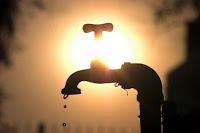 Seca compromete o abastecimento de água da cidade