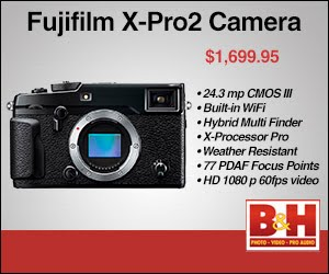Order the NEW Fujifilm X-Pro2 camera