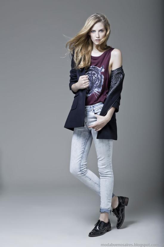 Moda otoño invierno 2014 Koxis moda invierno 2014.