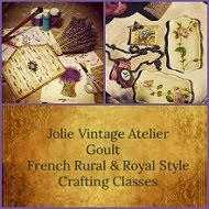 Vintage Crafting Classes