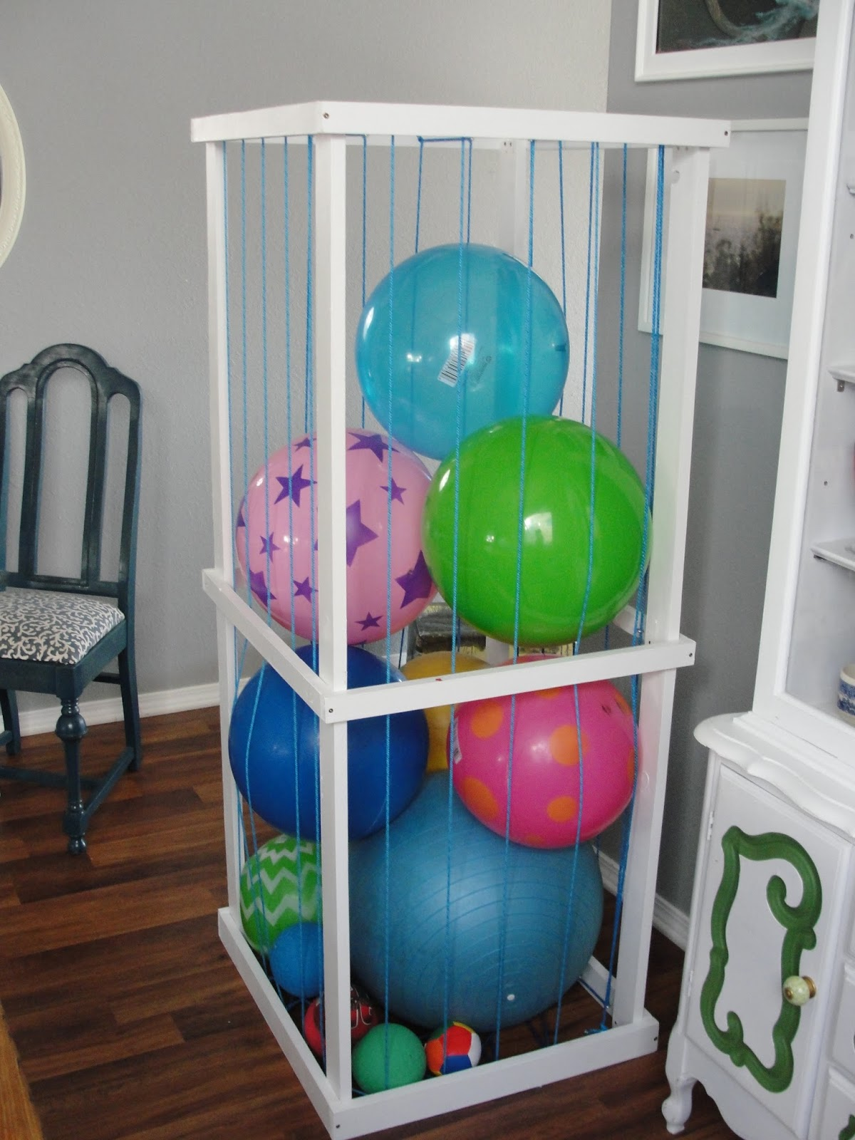 For Instant Beauty Add Elbow Grease Diy Ball Pit