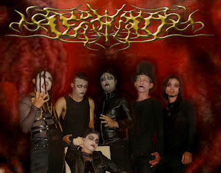 Ifrid Band Black Metal Padang