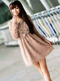 Model Dress Korea Fashion Anak Remaja Terbaru