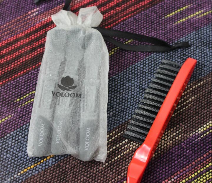 VOLOOM Volumizing Hair Iron accessories