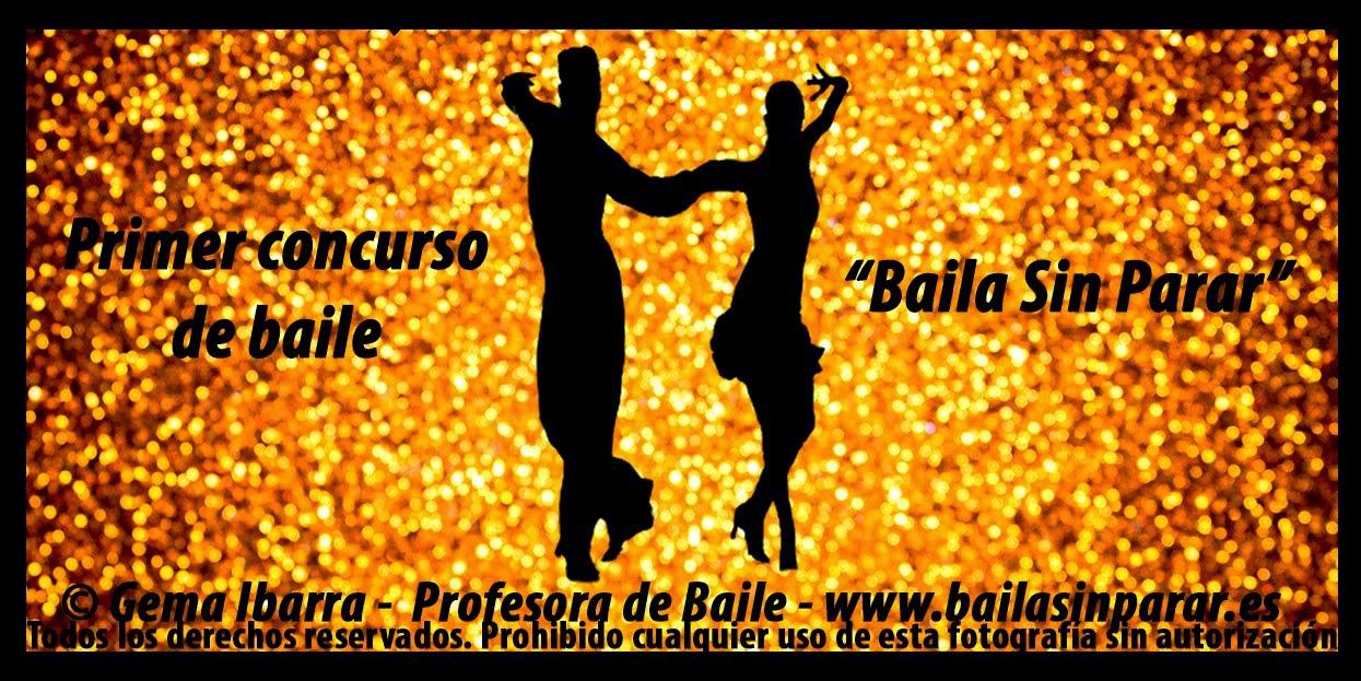 """Concurso de baile """"Baila Sin Parar"""""""