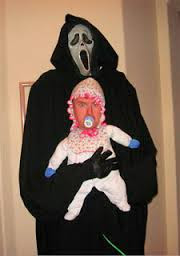 Arfur wiv baby