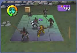 Game Kura-kura Ninja