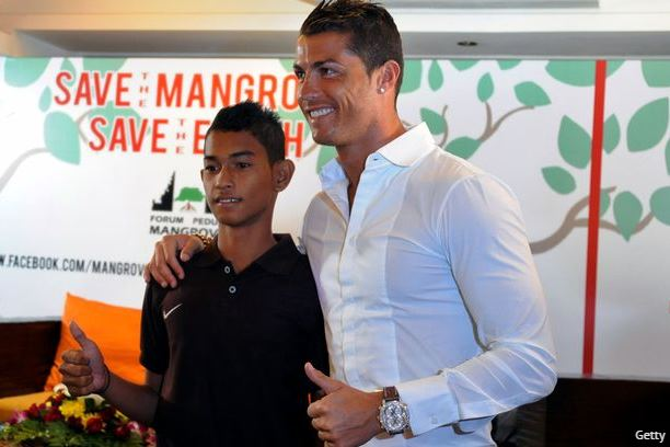 Martunis putra Aceh resmi dikontrak Sporting Lisbon