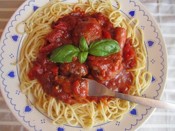 La salsa de espagueti de clemenza que no podr s rechazar for Como cocinar acelgas frescas