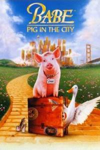 Babe: El Chanchito en la Ciudad 1998 DVDRip Latino HD Mega