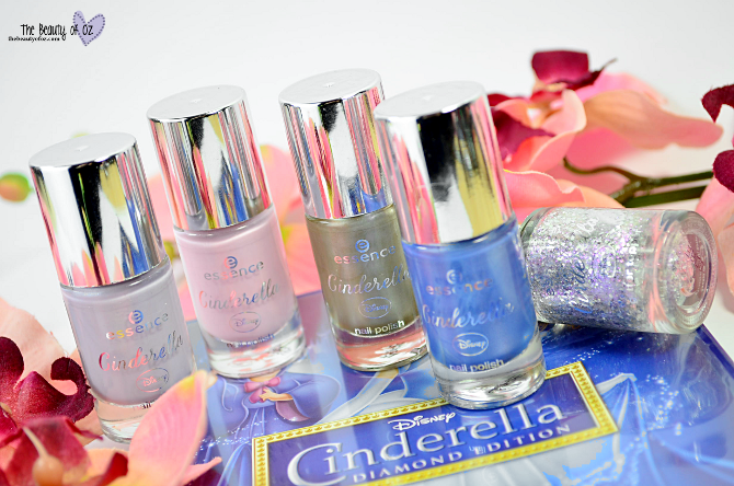 Review essence Cinderella Nail Polish & Topcoat