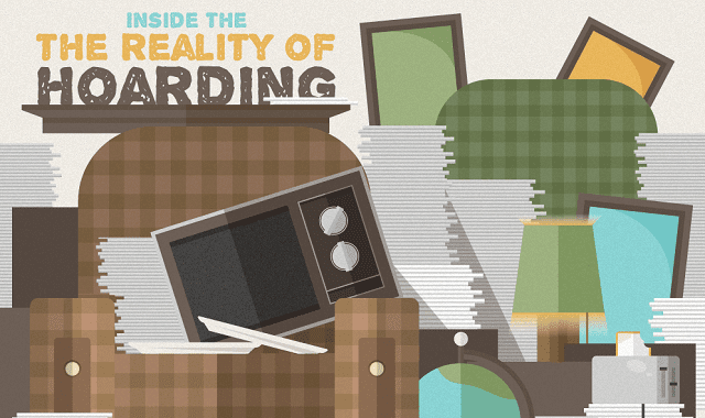 Inside The Reality Of Hoarding