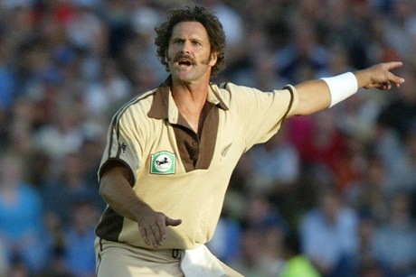 chris cairns wearing beige