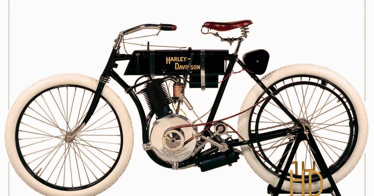 Harley davidson 1905 model no 1 harley davidson - Sigle harley davidson ...