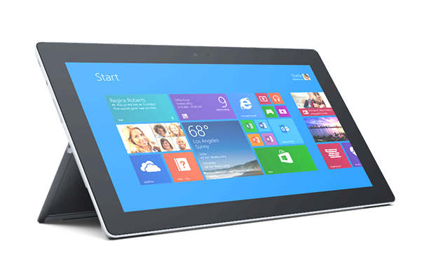 Surface 2 RT image, features and price