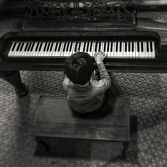 The Pianist © Geri Centonze