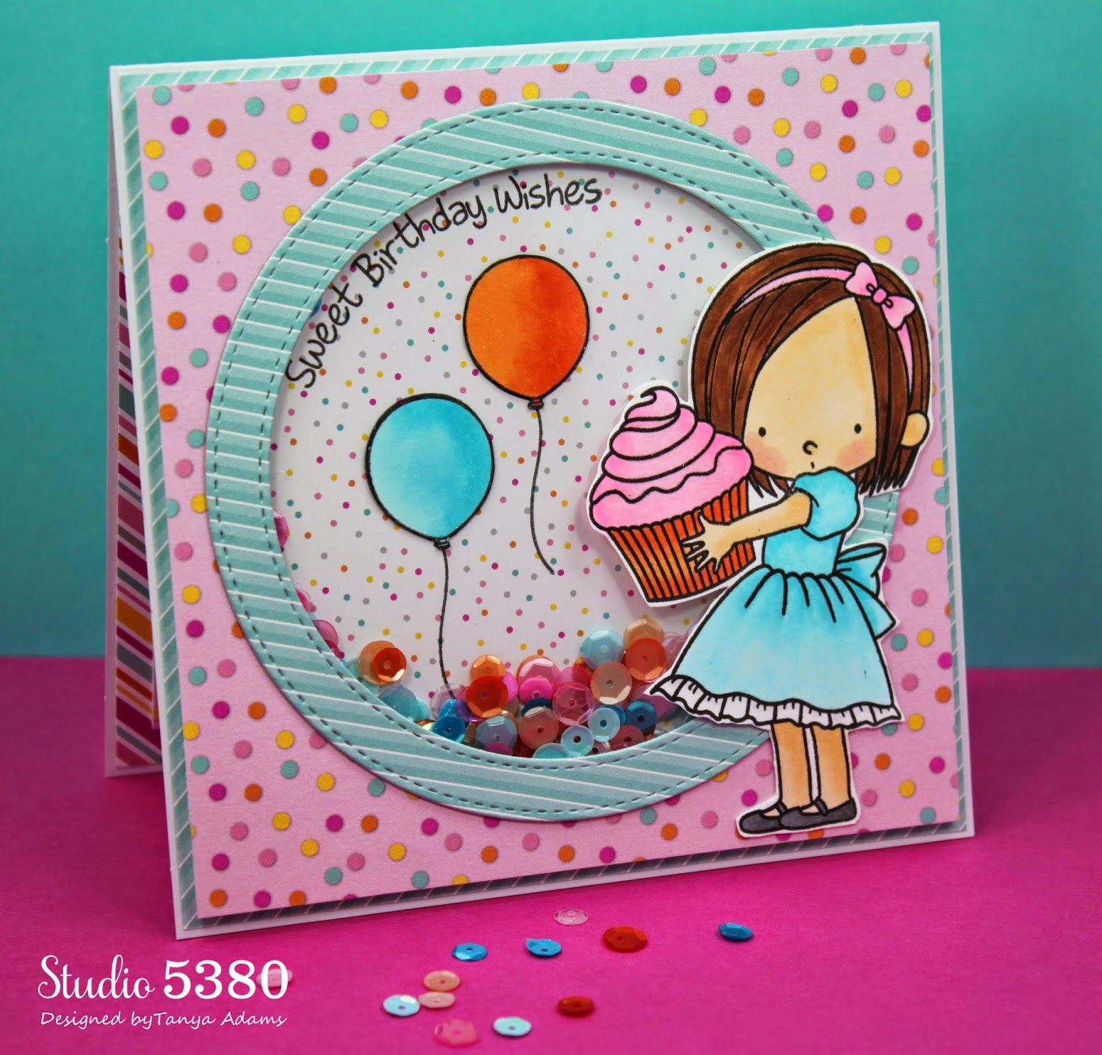 Studio 5380 Sweet Birthday Wishes For Hannah