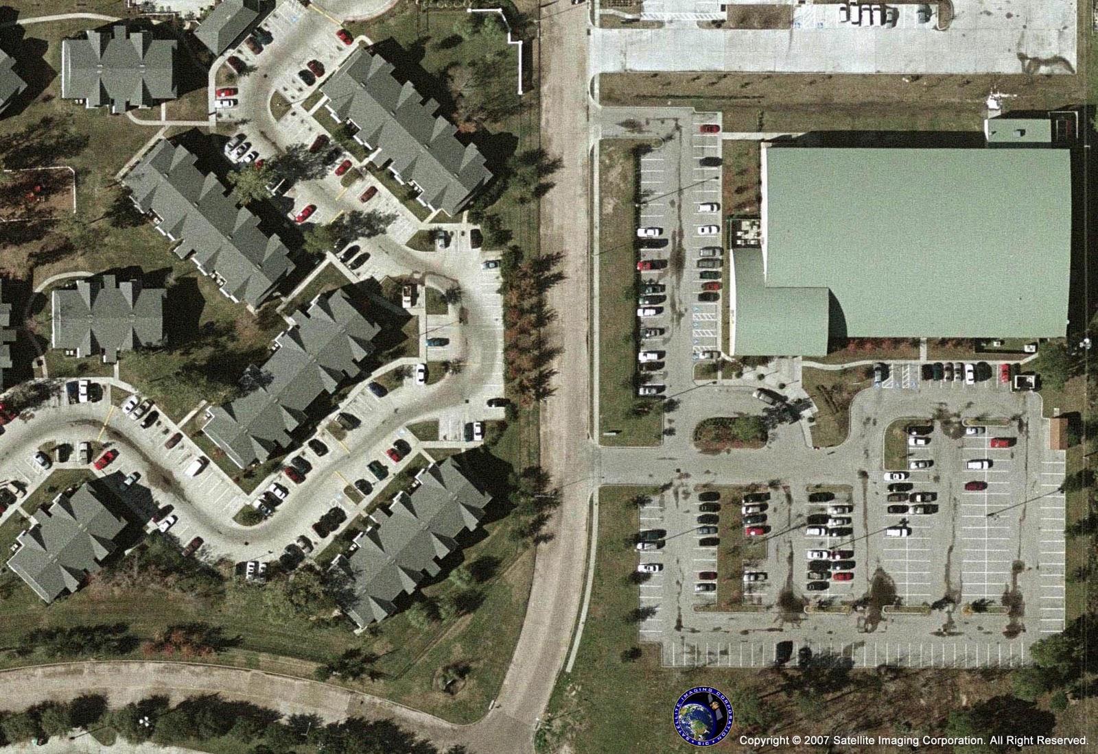 Maps - High resolution aerial maps