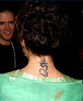 Tattoo Removal: Alyssa Milano Tattoos and Meanings