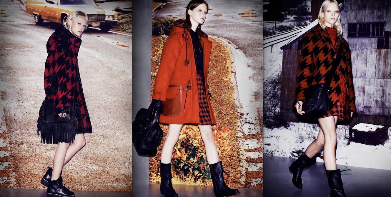 Coach, new york fashion week, nyfw, runway