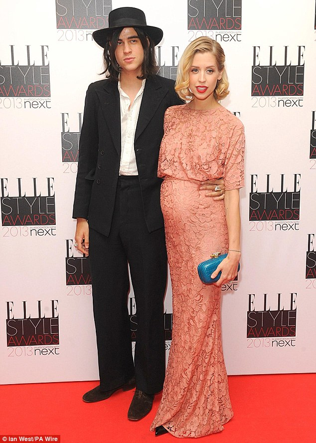 Peaches Geldof Elle Style Awards