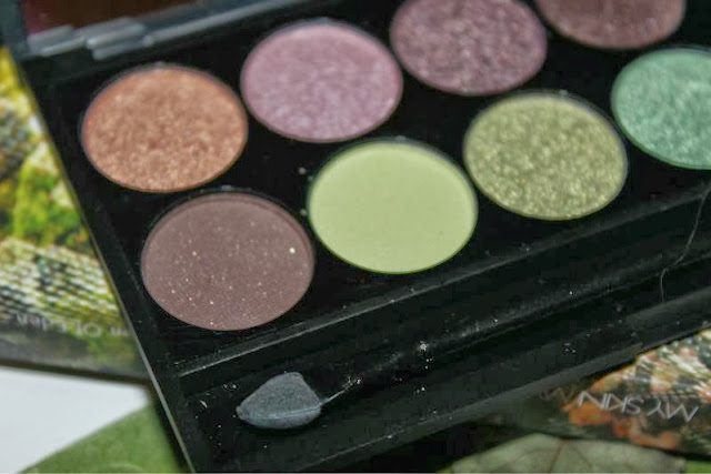 Sleek Make Up Garden of Eden I-Divine Palette