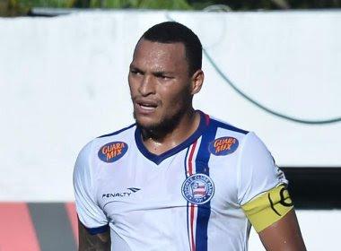 Titi tem proposta do futebol turco para deixar o Bahia
